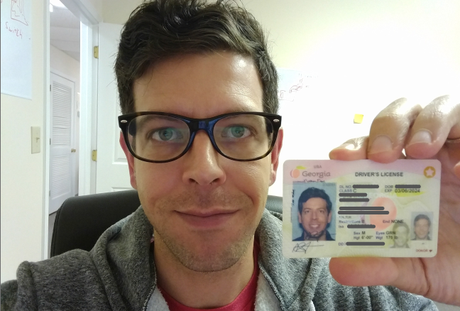 And Fetch Drivers License – Identity Your Verifying